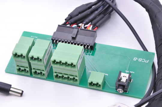 Wire harnesses and electronic circuit board assemblies Manufacturer