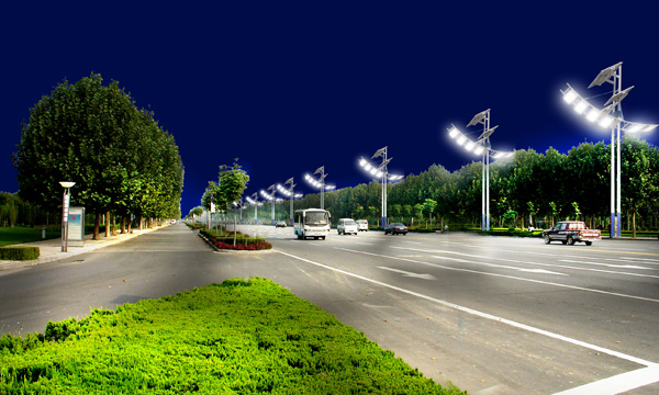 LED Street Lights AND Lamps