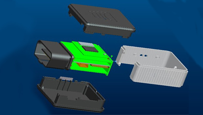 Custom Plastic Enclosures/ Housings