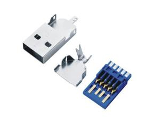 Superspeed Usb 3.0 Type A Male Connector Manufacturer