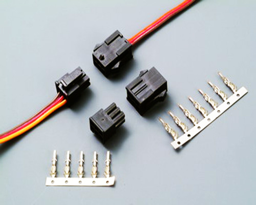 3.0 mm Pitch Wire to Wire Connectors