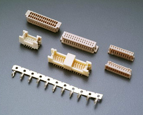 1.25 mm Pitch Wire to Board Connectors,  Single/ Dual Row Available