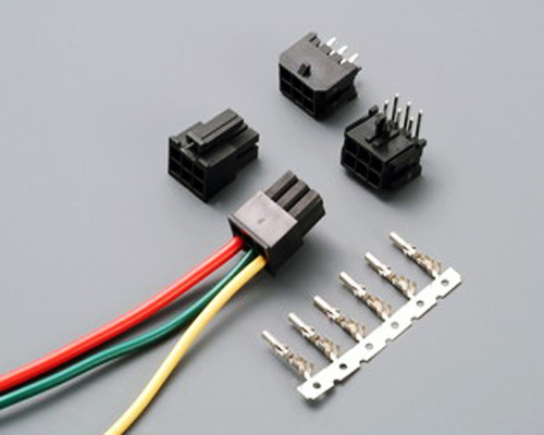 3.0 mm Pitch Wire to Board Connectors