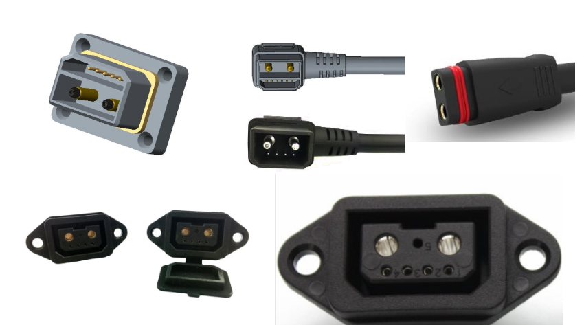 More connector specifications