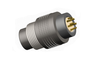 M9 male head forming wire connector